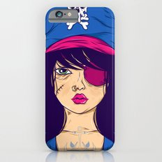 Dangerous Girls - Pirate iPhone 6s Slim Case