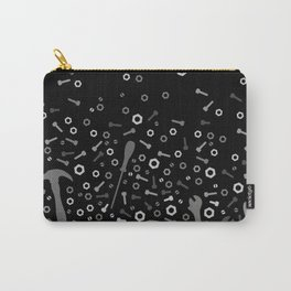 Anti-gravity Tools - grey and black Carry-All Pouch