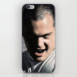 I Am In A World Of Shit iPhone Skin