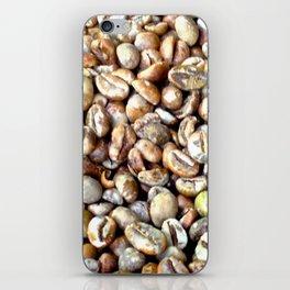 Raw Balinese Coffee iPhone Skin