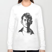 alex turner Long Sleeve T-shirts featuring alex turner [6] by roanne Q