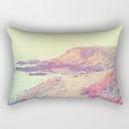 Quiet Shore Rectangular Pillow