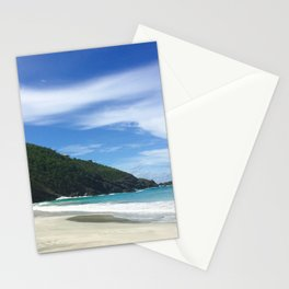 Caribbean Sandy Bay Stationery Cards