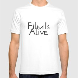Film Is Alive T-shirt