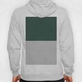 Benjamin Moore 2019 Color of Year Metropolitan AF-690 and Hunter Green Bold Horizontal Stripes Hoody