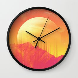 Ingravitto Wall Clock