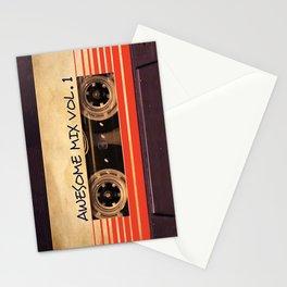 mixtape Stationery Cards