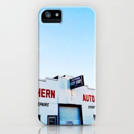 Southern Autobody iPhone Case