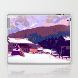 Living in the heights Laptop & iPad Skin