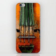Alte Geige. iPhone & iPod Skin