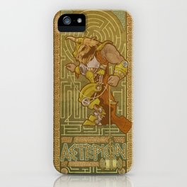 Ionic Asterion iPhone Case