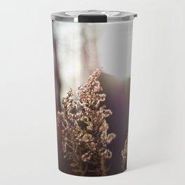 Goldenrod Light Travel Mug