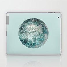 Neptune turquoise Laptop & iPad Skin