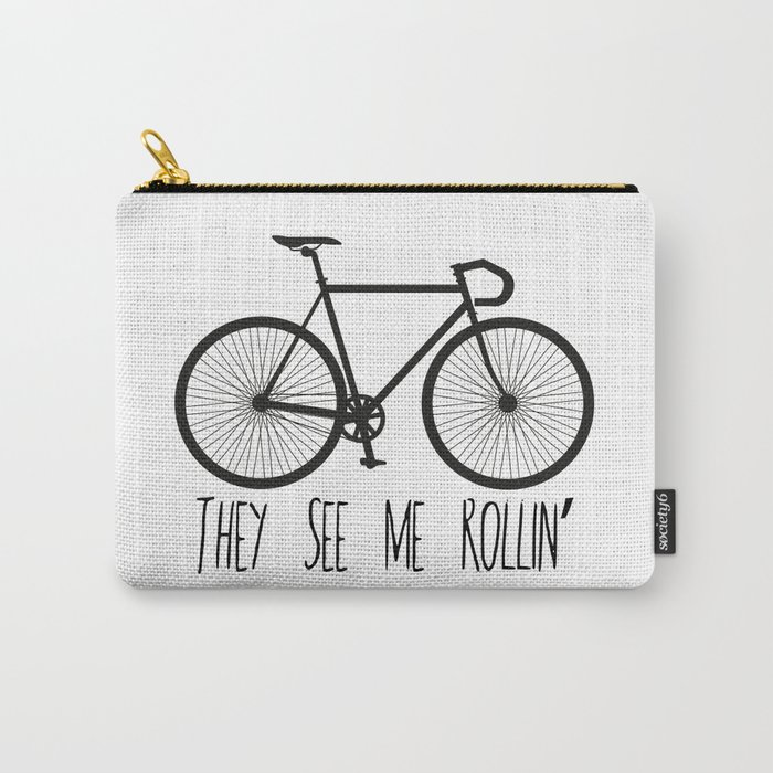 They See Me Rollin Bicycle Mens Fixie Fixed Gear Bike Cycling