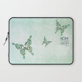 Pattern Butterflies Laptop Sleeve