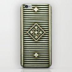 Metal Panel iPhone & iPod Skin