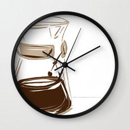 Chemex Kismet Wall Clock
