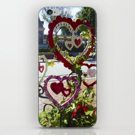 Lovers' Circle iPhone Skin