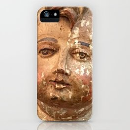Cherub of Antiquity iPhone Case