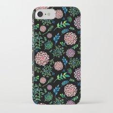FLORAL PATTERN 3 iPhone 7 Slim Case