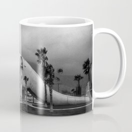 Dinosaur Park - Prehistoric California Coffee Mug