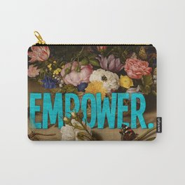 Empower. Carry-All Pouch