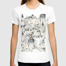 Germany historical view, Bad Kreuznach T-shirt