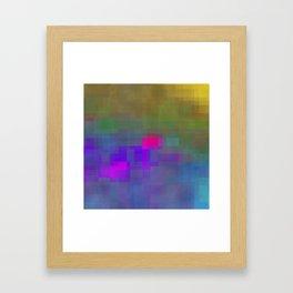 june mood Framed Art Print