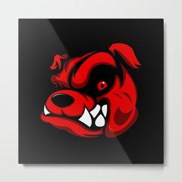 dog Metal Print