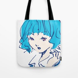 SHANNON GOT A NEW HAIR STYLE Tote Bag