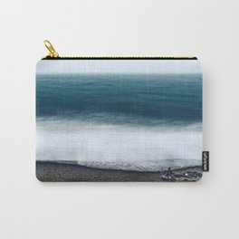 In the Ocean Deep Carry-All Pouch