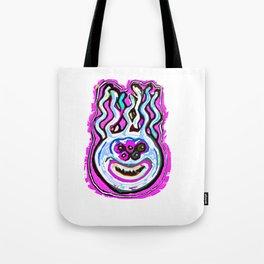 Mr. Snakes Tote Bag