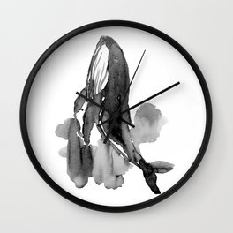Whale001 Wall Clock
