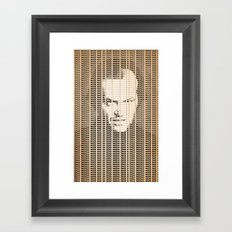 All work and no play makes Jack a dull boy Framed Art Print