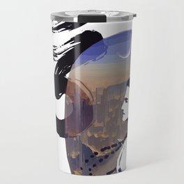 Mood Rising Sci-fi Ohm Travel Mug