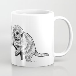 Baby meerkats Coffee Mug