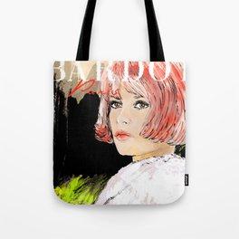 Bardot  Paris Tote Bag