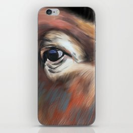 Crazy Cow iPhone Skin