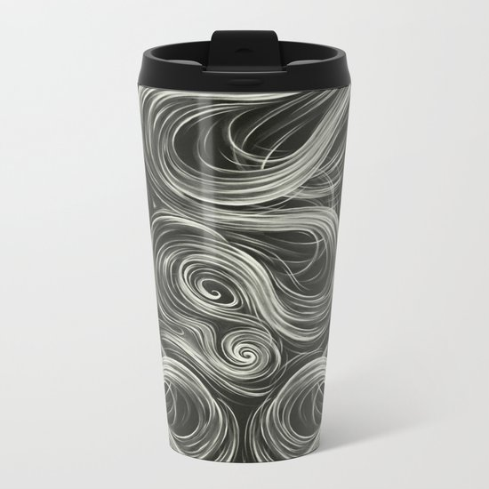 Portal I. Metal Travel Mug