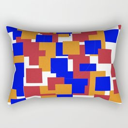 Thinking outside the box Rectangular Pillow