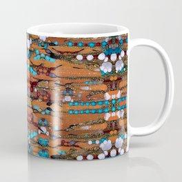 Abstract Indian Boho Coffee Mug