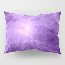 Orion NebuLA Purple Pillow Sham