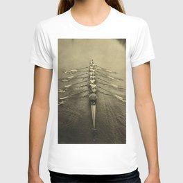 Rowing - Cambridge Crew, 1910 T-shirt