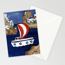 Journey to Greece Stationery Cards