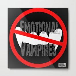 vampires Metal Print