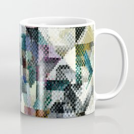 "Robert Delaunay ""Windows on the City No. 3"" Coffee Mug"