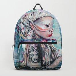 Yolandi The Rat Mistress  Backpack