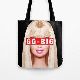 Big / Little Barbie (GG Big) Tote Bag