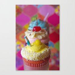 Cirque du Cupcake Canvas Print