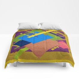 Geometric illustration 29 Comforters